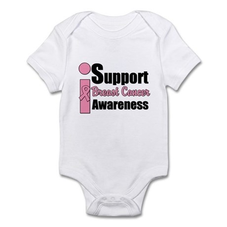 I Support BCA Infant Bodysuit
