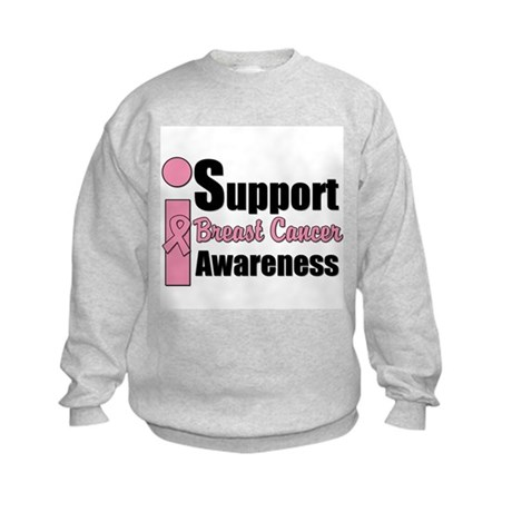I Support BCA Kids Sweatshirt