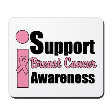 I Support BCA Mousepad