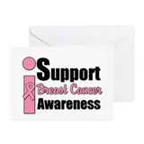 I Support BCA Greeting Cards (Pk of 10)