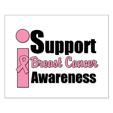 I Support BCA Small Poster
