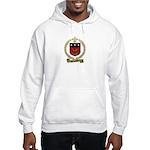 CORPORON Family Crest Hooded Sweatshirt