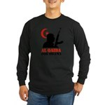 Al Qaida for Obama Long Sleeve Dark T-Shirt