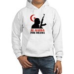 Al Qaida for Obama Hooded Sweatshirt