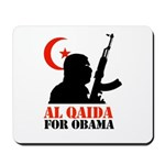 Al Qaida for Obama Mousepad