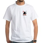 Al Qaida for Obama White T-Shirt