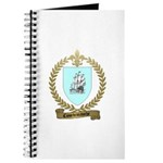 COURTEMANCHE Family Crest Journal
