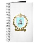 COURTEMANCHE Family Crest Journal