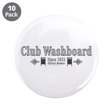 "Club Washboard 3.5"" Button (10 pack)"