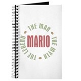 Mario Man Myth Legend Journal
