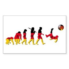 German Football Decal