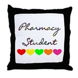 Unique Pharmacy Throw Pillow