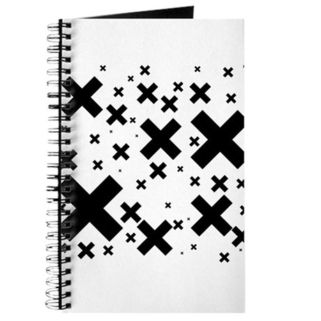 Emo Crosses Journal
