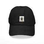 DAIGLE Family Crest Black Cap