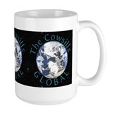 Large Global  Mug