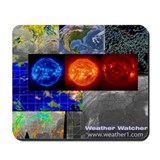 Weather1 mousepad
