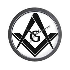Freemason Merchandise Wall Clock