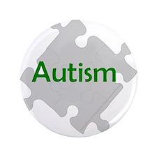 "Autism 3.5"" Safety/identification Button"