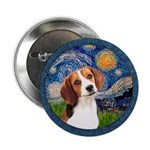 Starry Night Beagle #1 2.25
