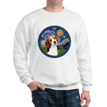Starry Night Beagle #1 Sweatshirt