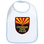 Greyhound Police Bib
