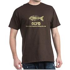 OCFD Obsessive Fishing T-Shirt