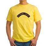 Legion Extreme Orient Yellow T-Shirt