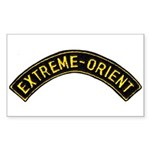 Legion Extreme Orient Rectangle Sticker