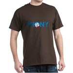 ANTI-OBAMA / PHONY Dark T-Shirt