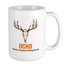 OCHD Obsessive Hunting Coffee Mug