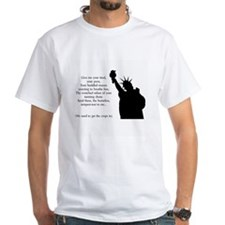 Statue of Liberty - Immigrati Shirt