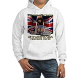 Support Our British Troops Jumper Hoody