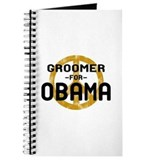 Groomer for Obama Journal
