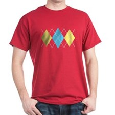 Argyle Hugs Triple T-Shirt
