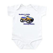 Daddy's Riding Buddy Infant Bodysuit
