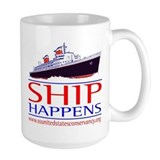 Ship Happens Mug