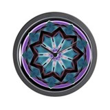 Cute Kaleidoscope designs Wall Clock