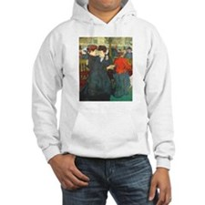 Two Women Dancing Hoodie