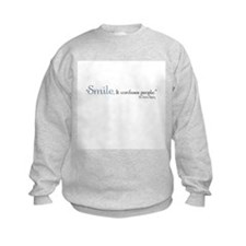 Charles Bingley Smile Sweatshirt