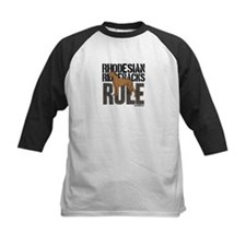Rhodesian Ridgebacks Rule Tee