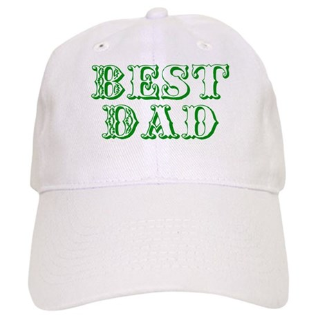 Father's Day Best Dad Cap