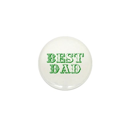 Father's Day Best Dad Mini Button (10 pack)