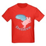 Flying Pig Design T
