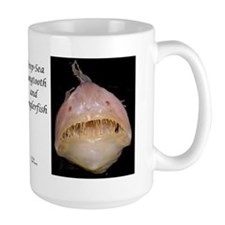 Deep-Sea Fish Mug