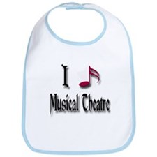 Love Musical Theatre Bib