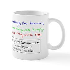 SpecGram NLP Monkey Mug