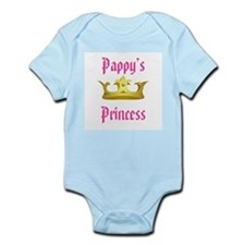 Pappy's Princess Infant Bodysuit