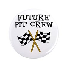 "Future Pit Crew 3.5"" Button (100 pack)"