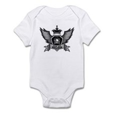 Kick Ass Mailman Infant Bodysuit