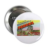 "Panama Greetings 2.25"" Button (10 pack)"